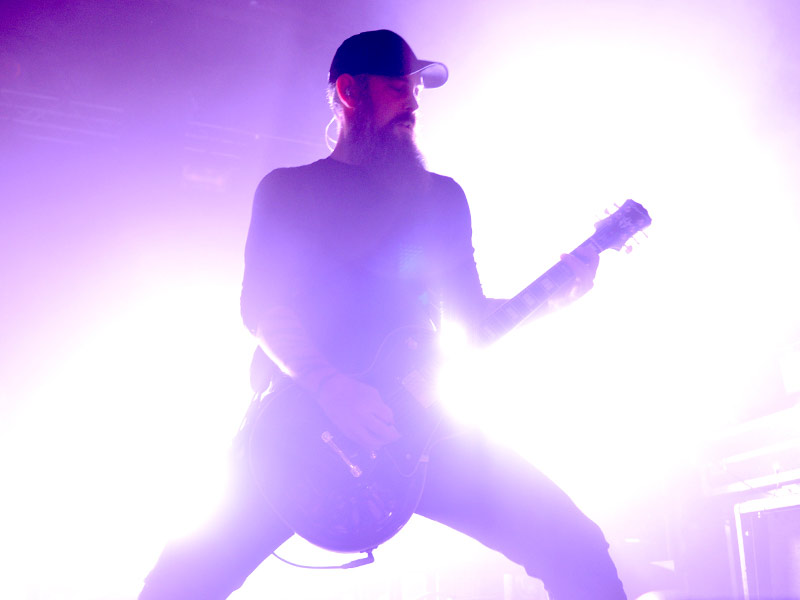 In Flames live, 30.09.2014, Hamburg
