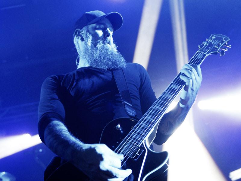 In Flames live, 30.09.2014, Hamburg