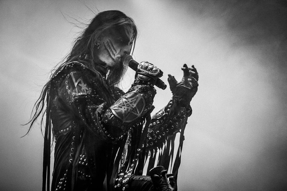 Dimmu Borgir live, FortaRock Festival 2014