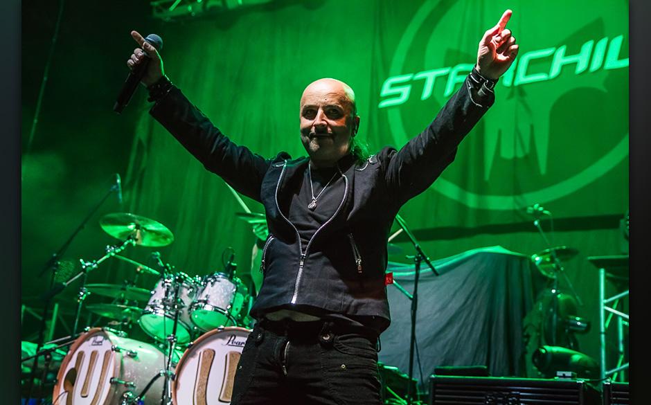 Starchild live, 02.10.2014, Bamberg