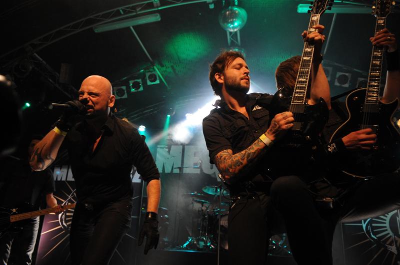 Megaherz, Hamburg Metal Dayz 2012