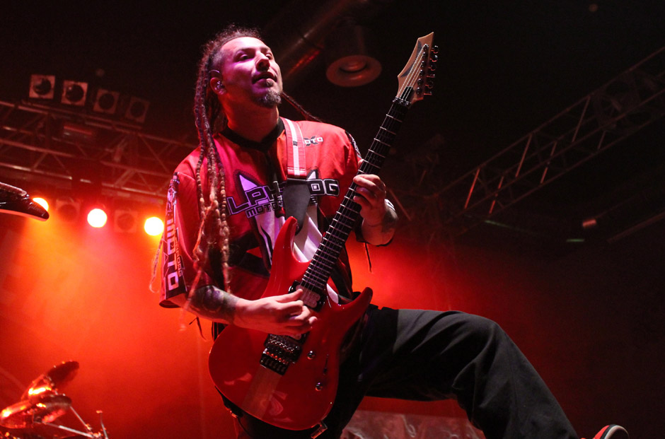 Five Finger Death Punch live, 11.03.2014, Berlin