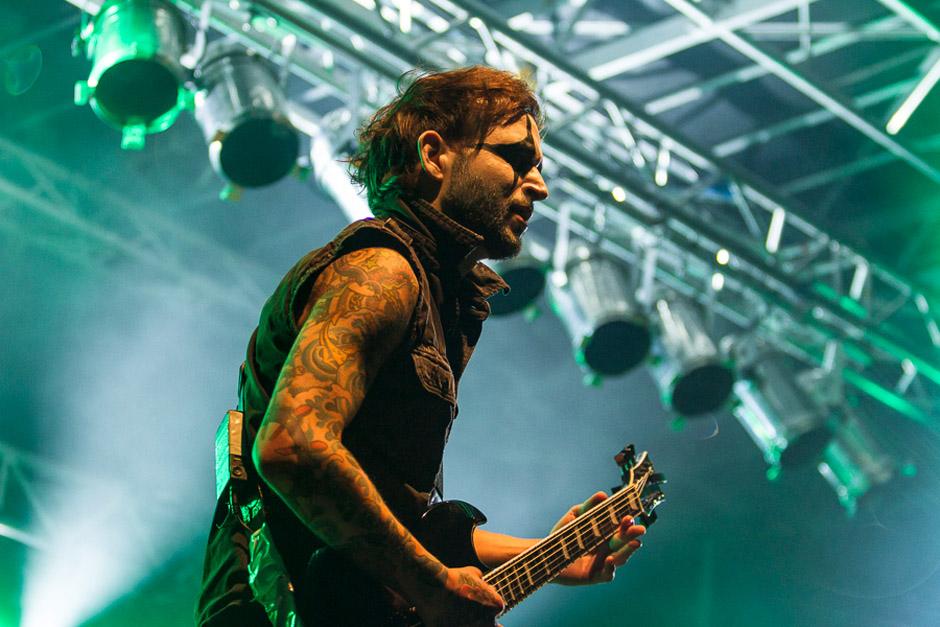 Megaherz live, Rock Harz 2013