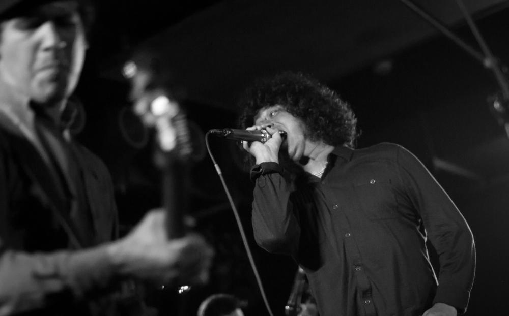 Antemasque live, 06.10.2014, Berlin