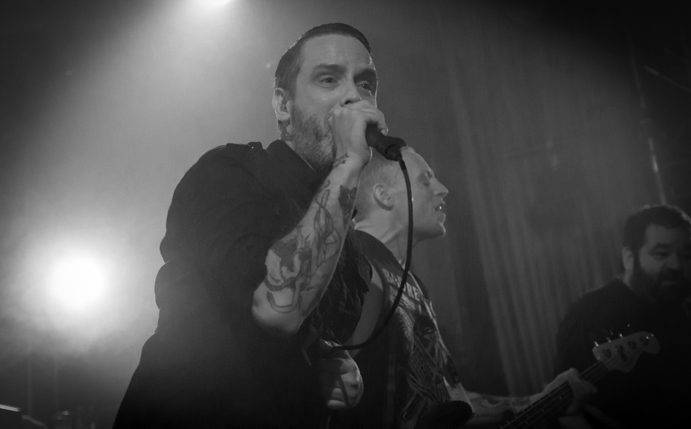 Boysetsfire live, 07.10.2014, Berlin