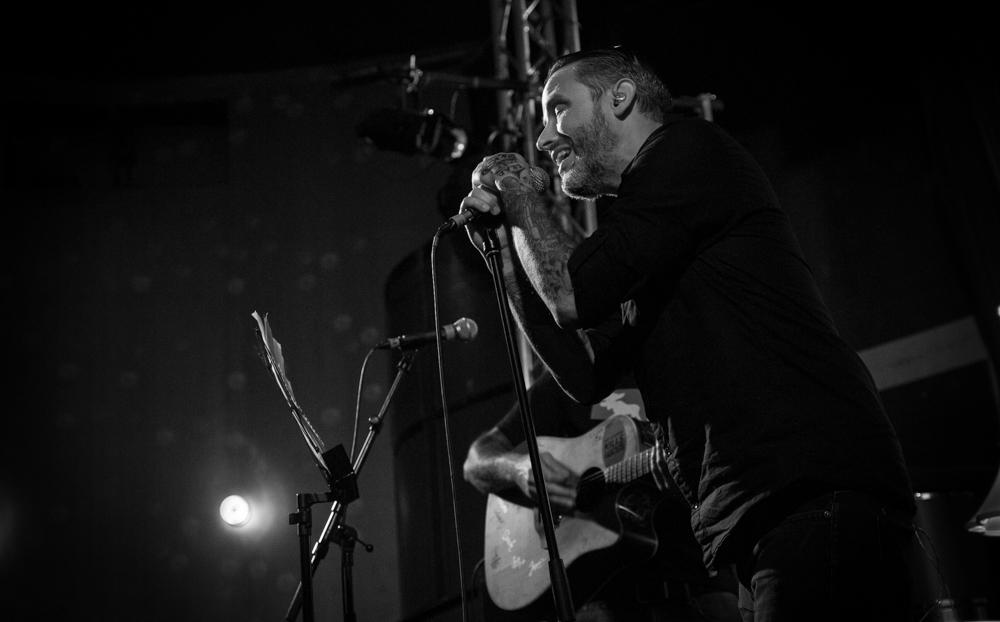 Boysetsfire live, 09.10.2014, Berlin