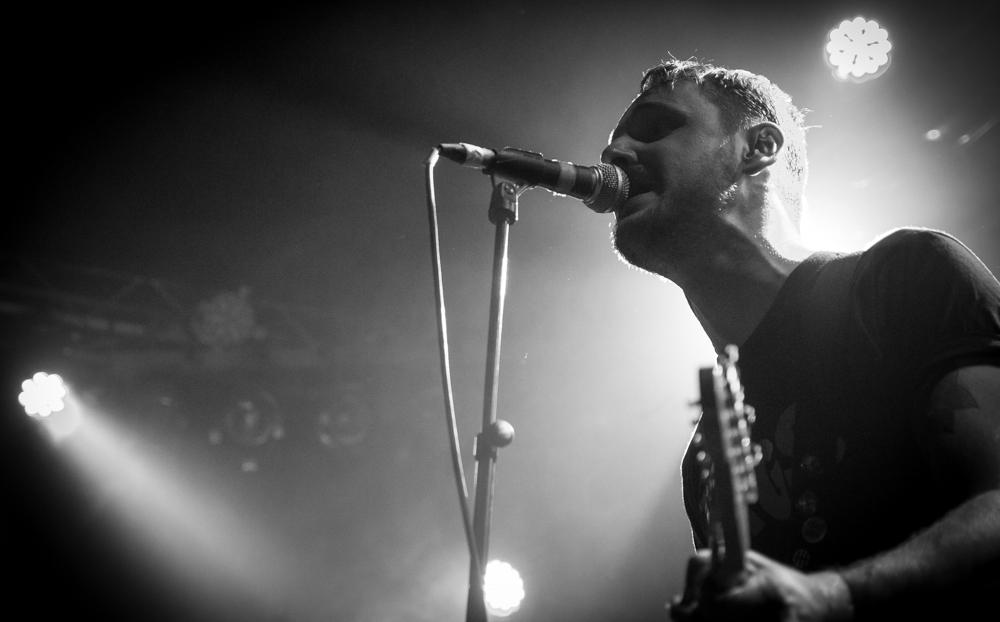 Irish Handcuffs live, 09.10.2014, Berlin