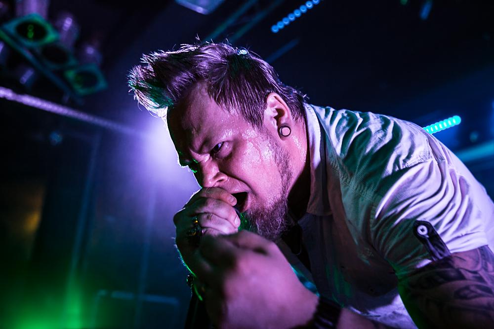 Emergency Gate live, Wacken Roadshow, 09.10.2014, Nürnburg
