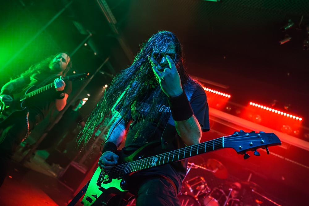 Graveworm live, Wacken Roadshow, 09.10.2014, Nürnburg