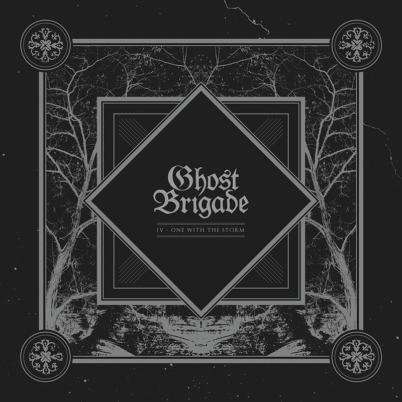 Ghost Brigade IV - ONE WITH THE STORM
