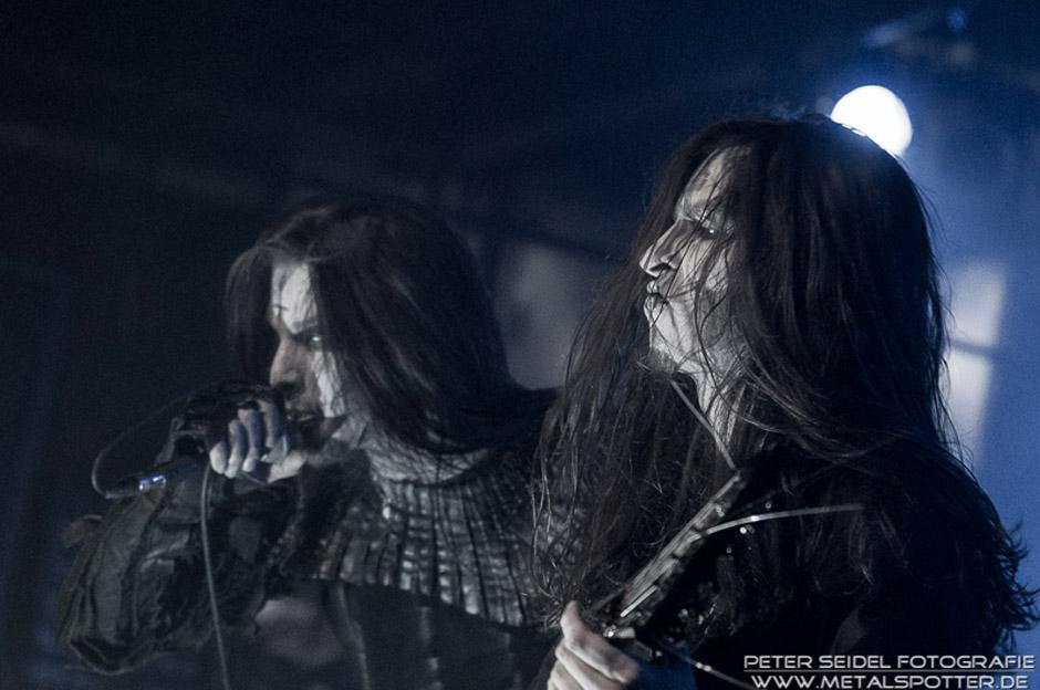 Dark Fortress live, 31.03.2013, München