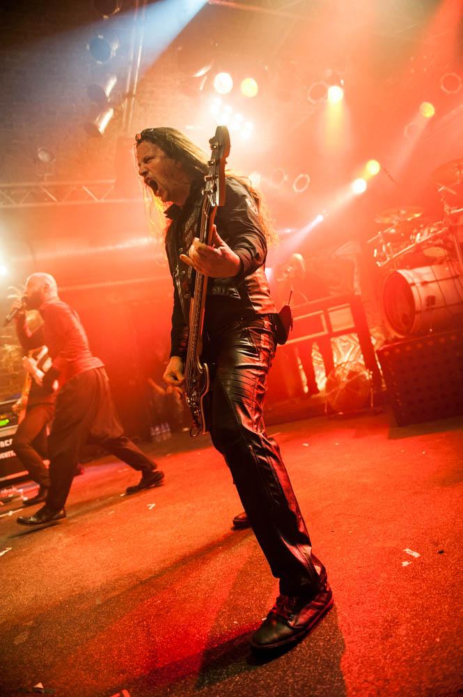 Die Apokalyptsichen Reiter, 10.10.2014, Bochum: Matrix