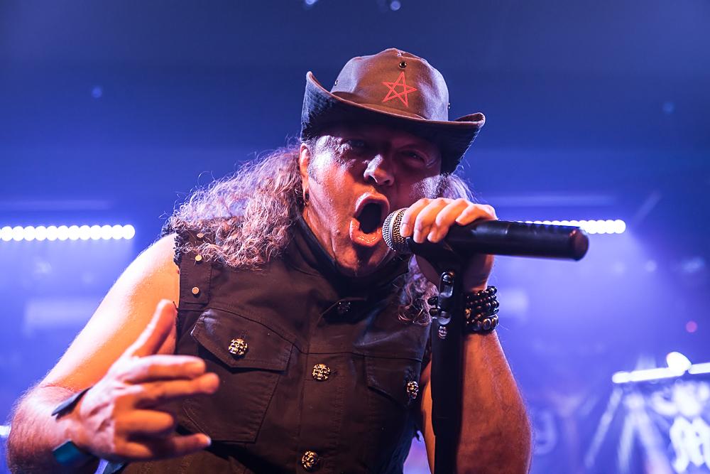 Mystic Prophecy live, 15.10.2014, Nürnberg