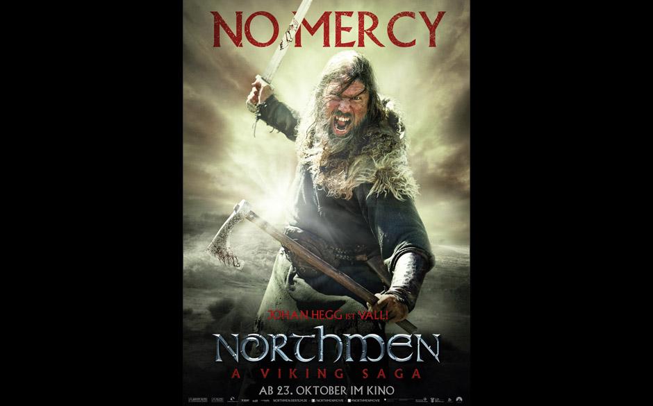 Johan Hegg in 'Northmen - A Viking Saga'