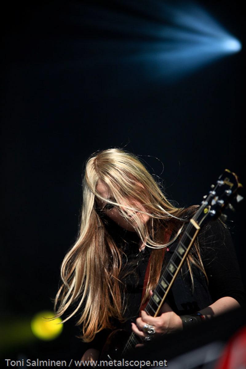 Electric Wizard, live, Tuska Festival 2011
