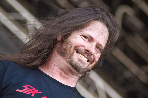 Exodus, Gary Holt live With Full Force 2010