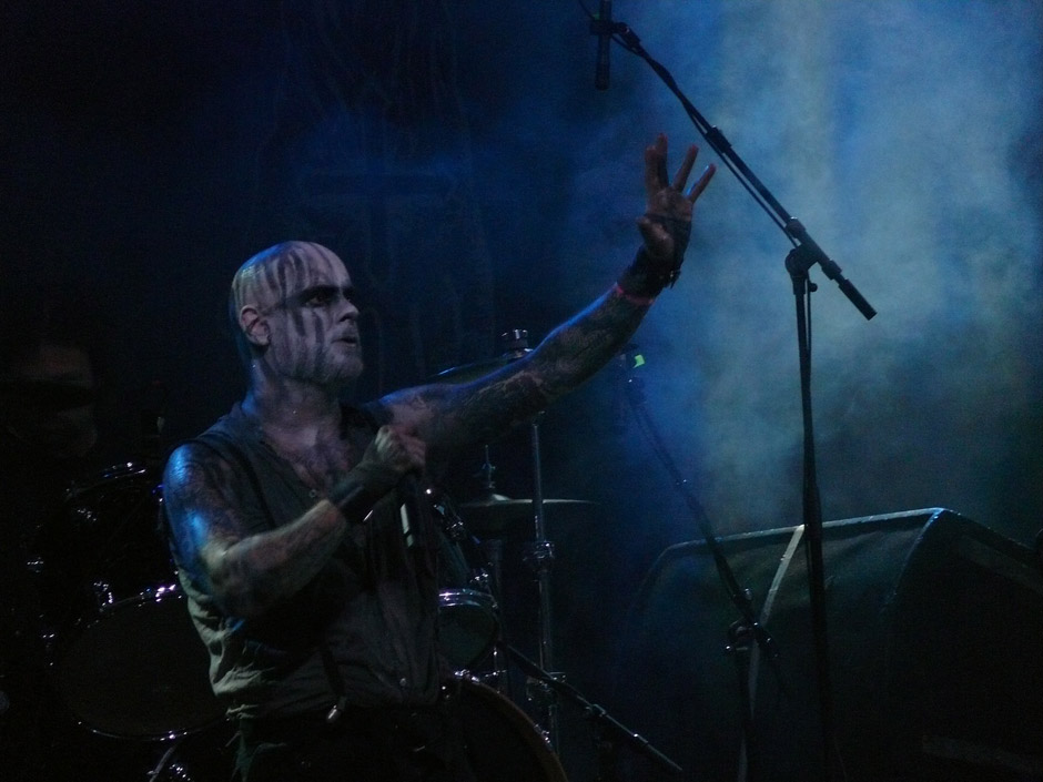 Primordial live, WGT Leipzig 2014