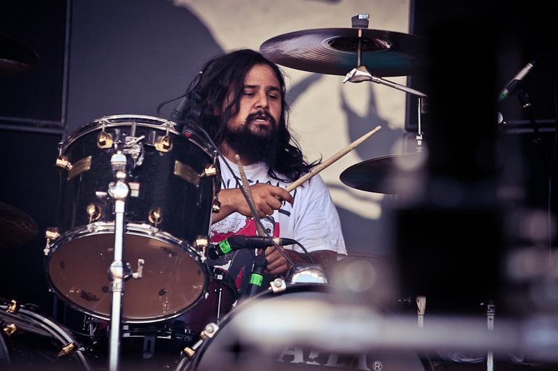 Phil Anselmo live, Nova Rock Festival 2014