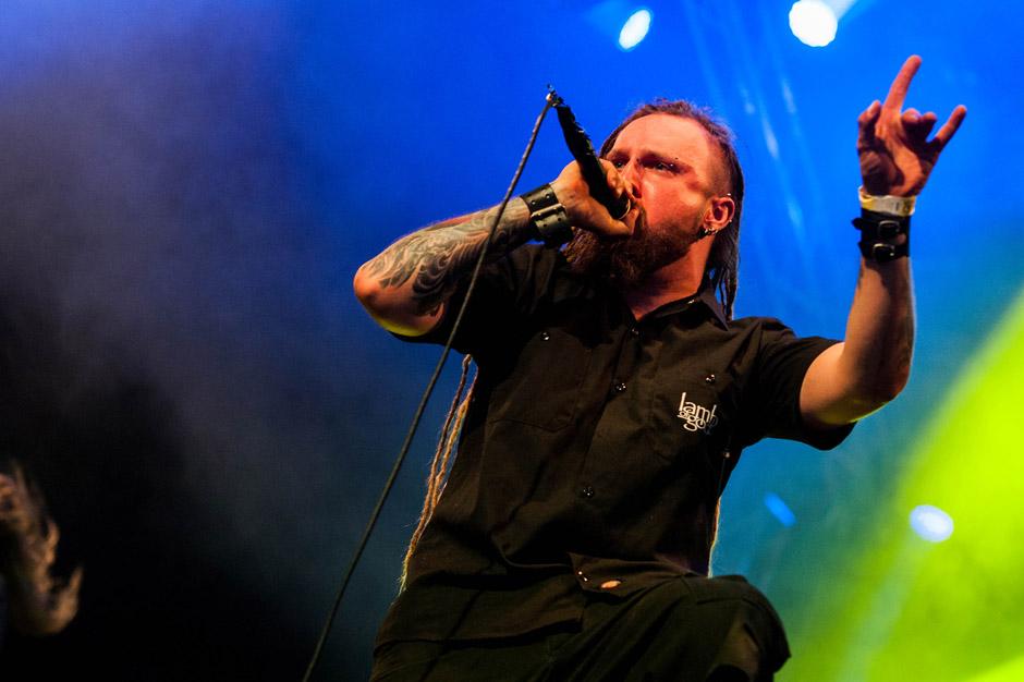Decapitated live, Wacken Open Air 2014