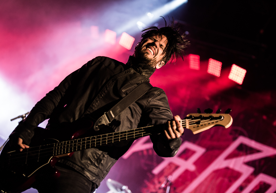 Papa Roach, 24.10.2014, Frankfurt