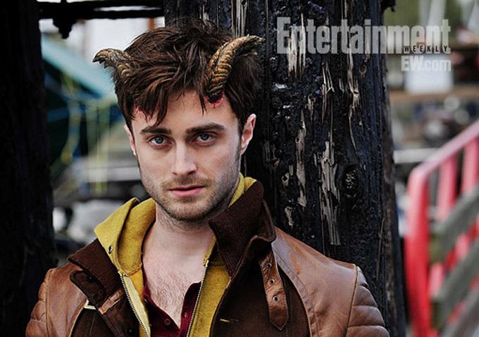 Daniel Radcliffe im neuen Film 'Horns'