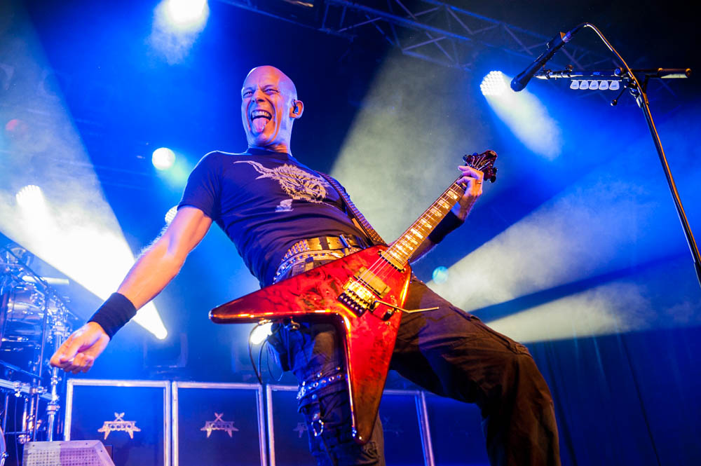 Accept live, 22.10.2014, Köln: Live Music Hall
