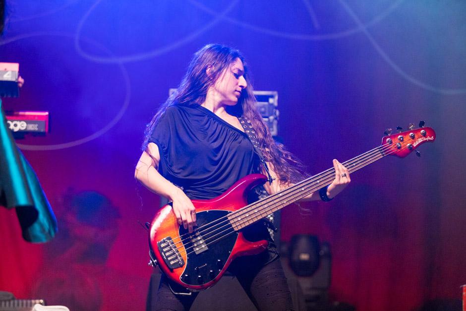 Tarja live, Wave-Gotik-Treffen 2014