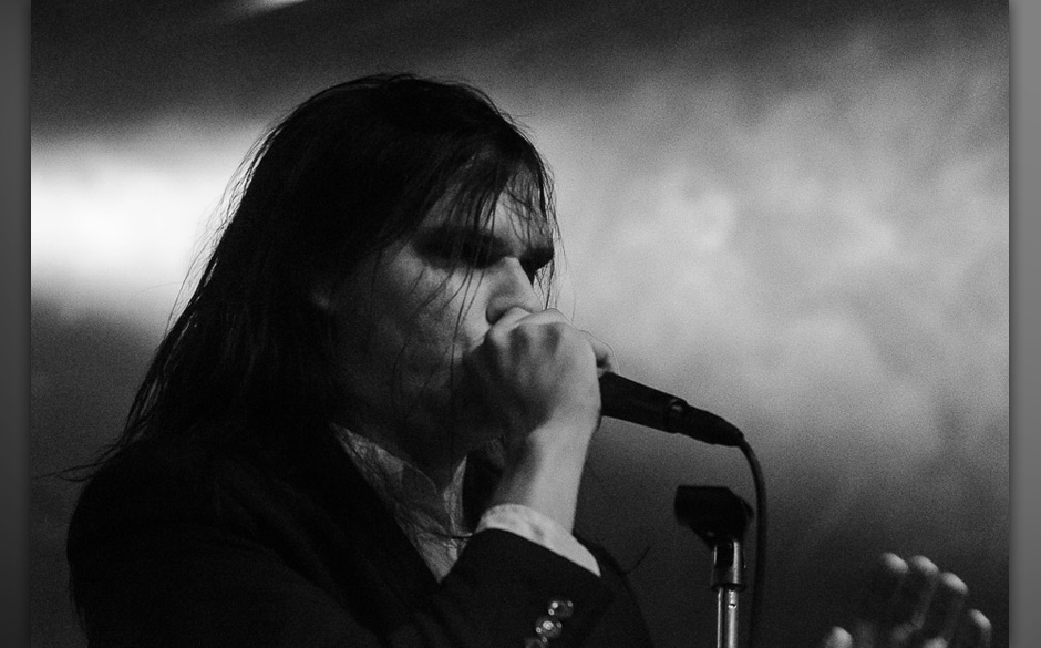 The Dead And Living, 26.10.2014, München