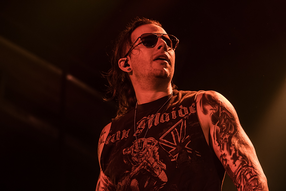 Avenged Sevenfold live, 14.11.2013, München