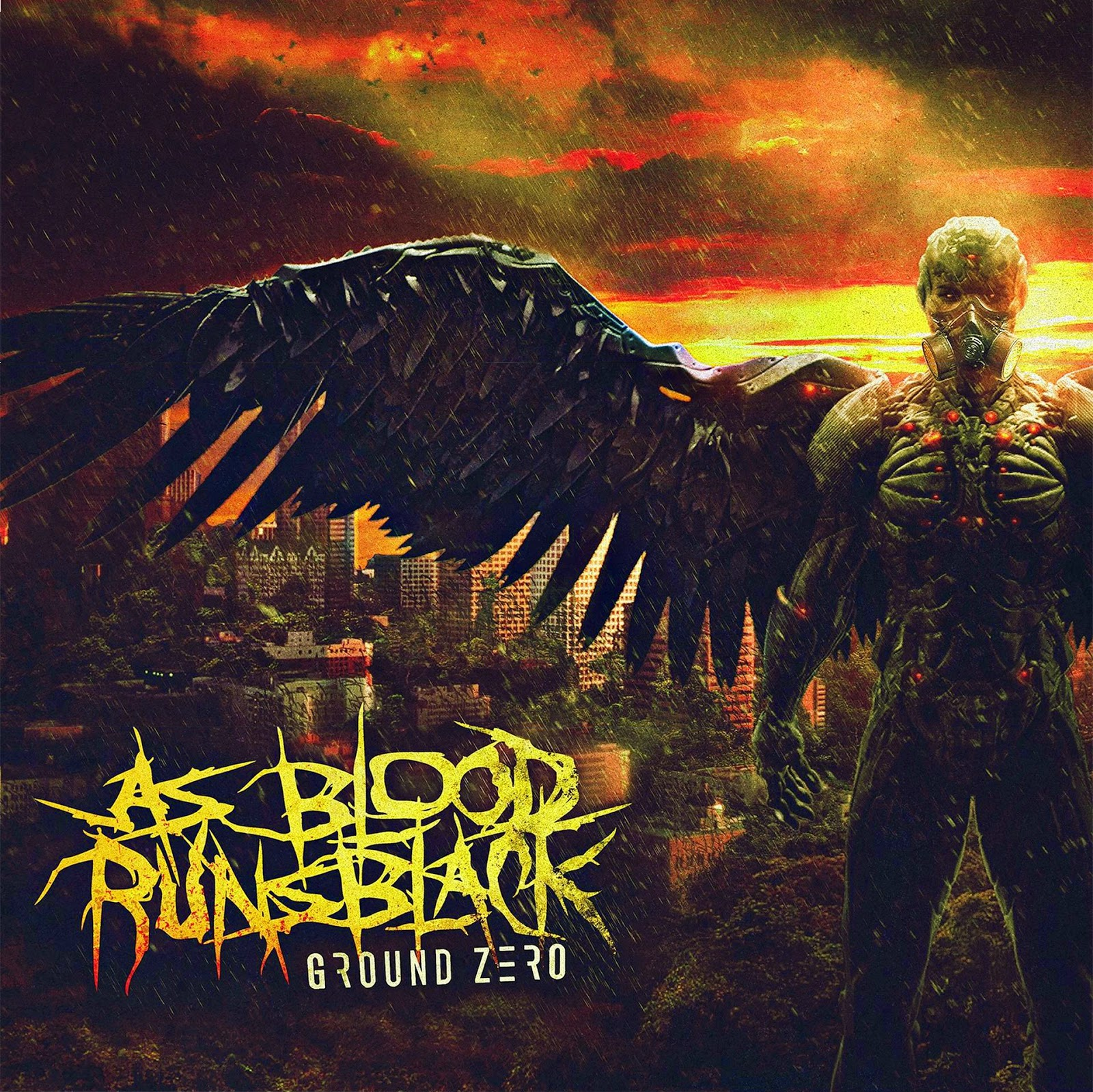 As Blood Runs Black GROUND ZERO