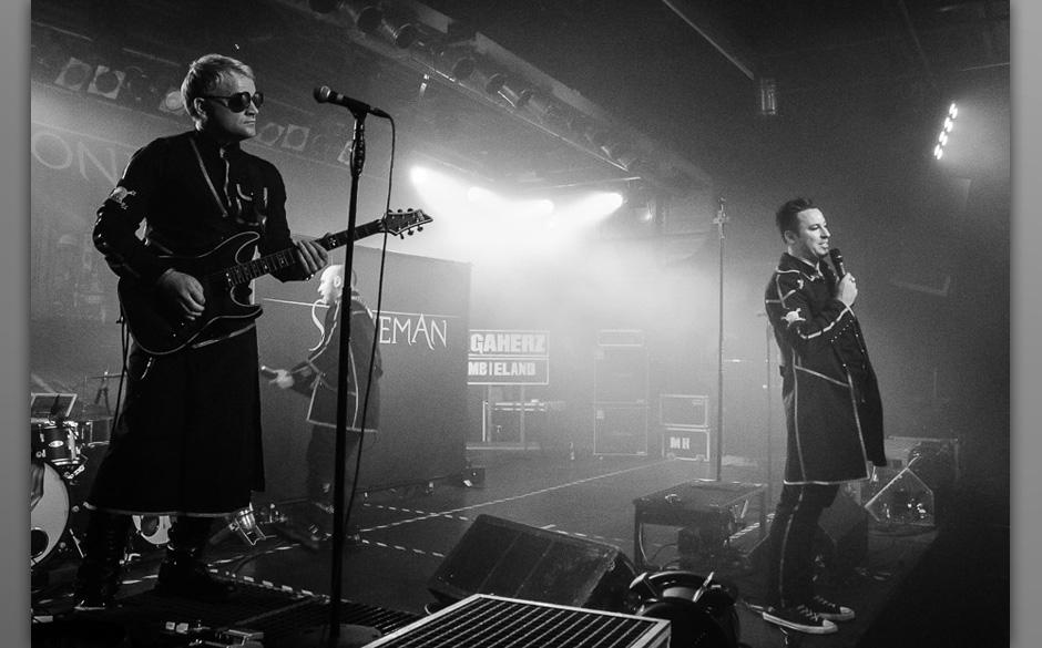 Stoneman, 24.10.2014, München