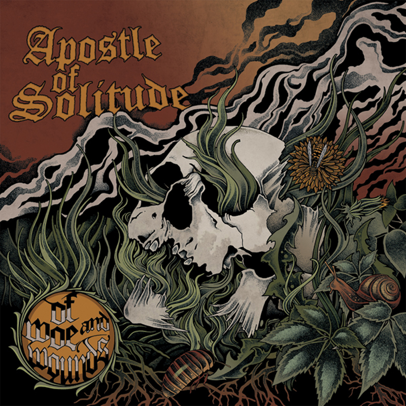 Apostle Of Solitude OF WOE AND WOUNDS
