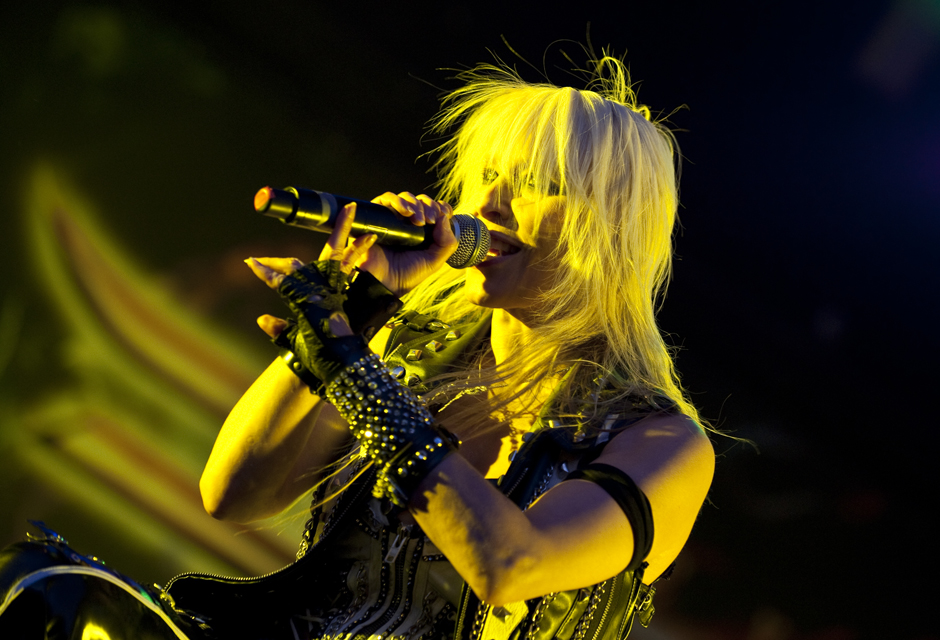 Doro live, Out & Loud Festival 2014 in Geiselwind