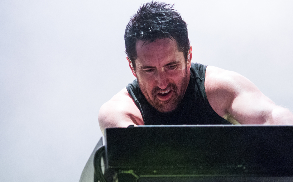 Nine Inch Nails, Rock am Ring 2014
