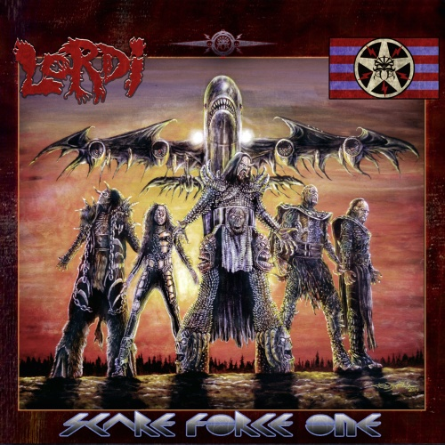 Lordi SCARE FORCE ONE