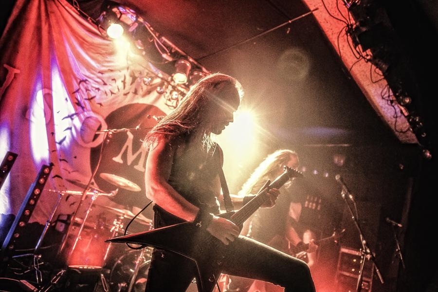 Insomnium, live, 30.10.2014, Weinheim