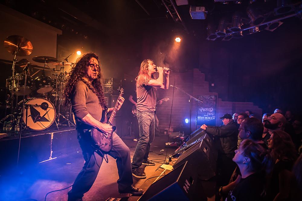Fates Warning, live, 02.11.2014, Nürnberg