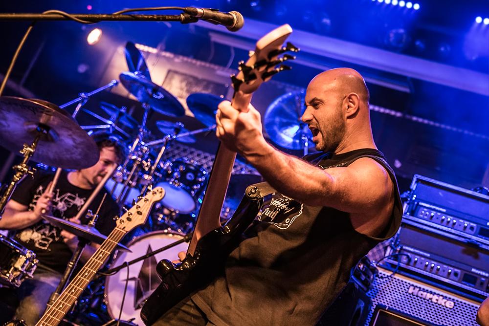 Headless, live, 02.11.2014, Nürnberg