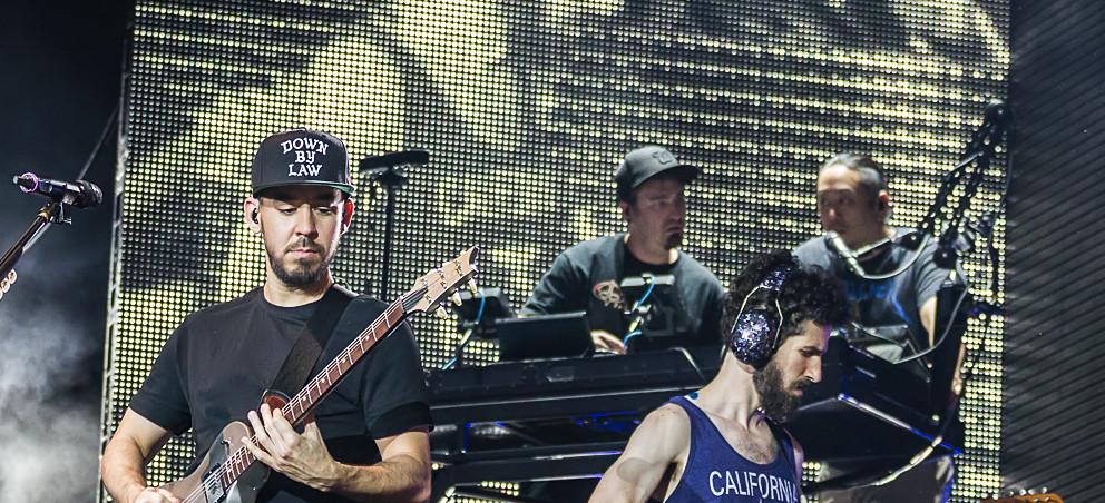 Linkin Park sind mit 20 Millionen verkauften Alben auf Platz 119
