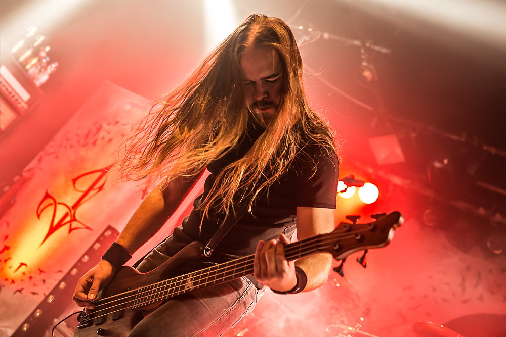 Insomnium live, 04.11.2014, Nürnberg: Hirsch