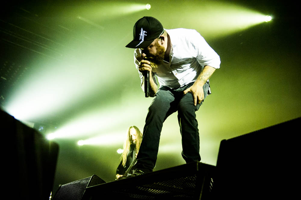 In Flames, live, 01.11.2014, Bochum