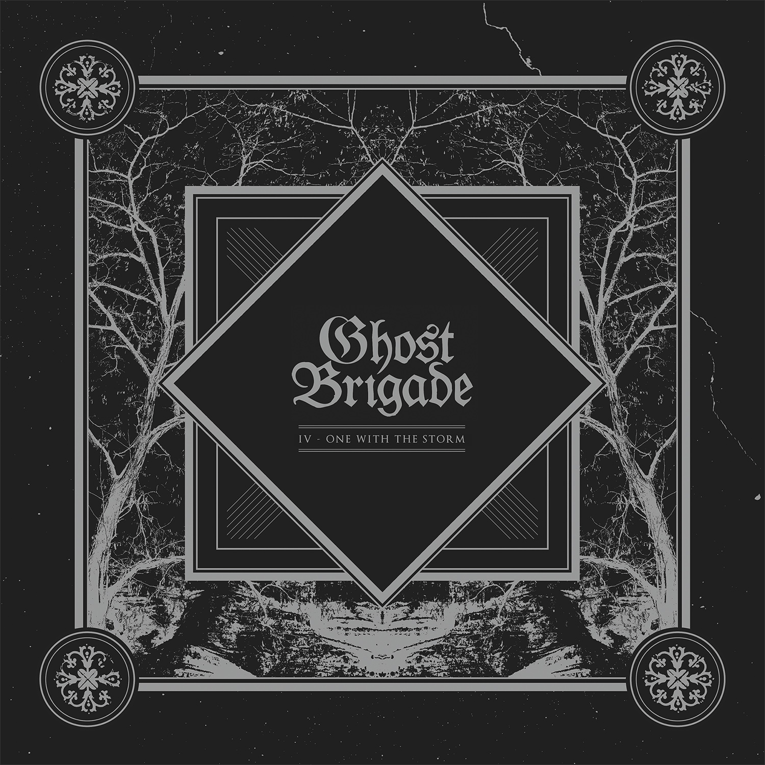 Ghost Brigade IV ONE WITH THE STORM