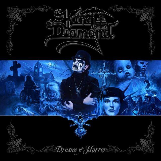 King Diamond DREAMS OF HORROR