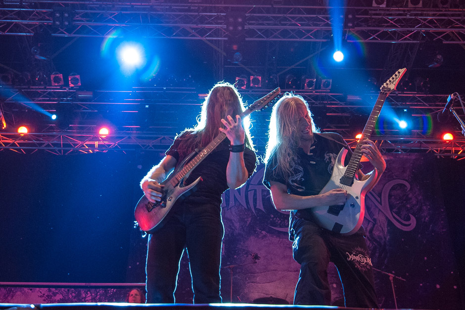 Wintersun live, Metaldays 2013