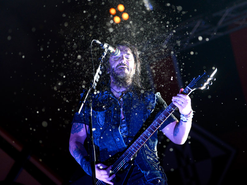 Machine Head live, Elbriot 2014