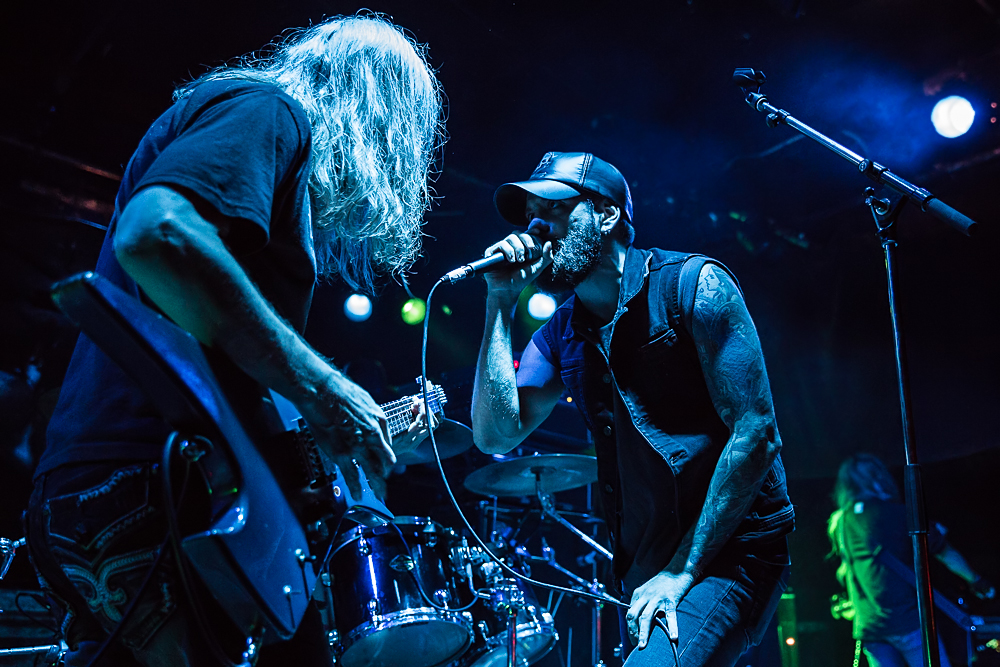 Darkology live, 09.11.2014, Nürnberg: Hirsch