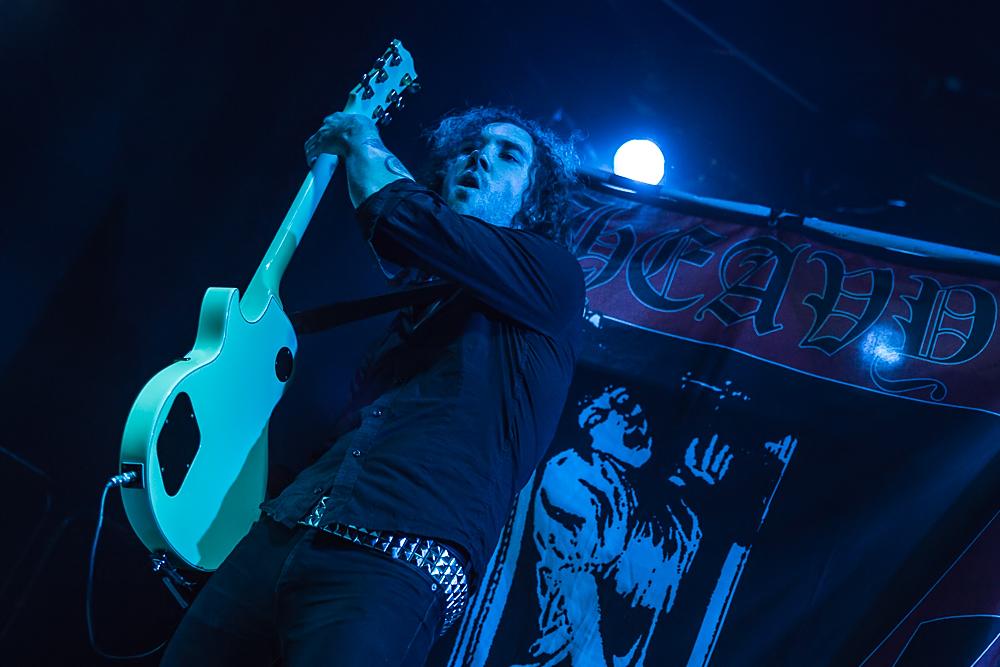 Enforcer live, 09.11.2014, Nürnberg: Hirsch