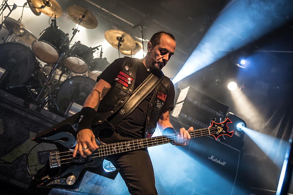 Overkill live, 09.11.2014, Nürnberg: Hirsch