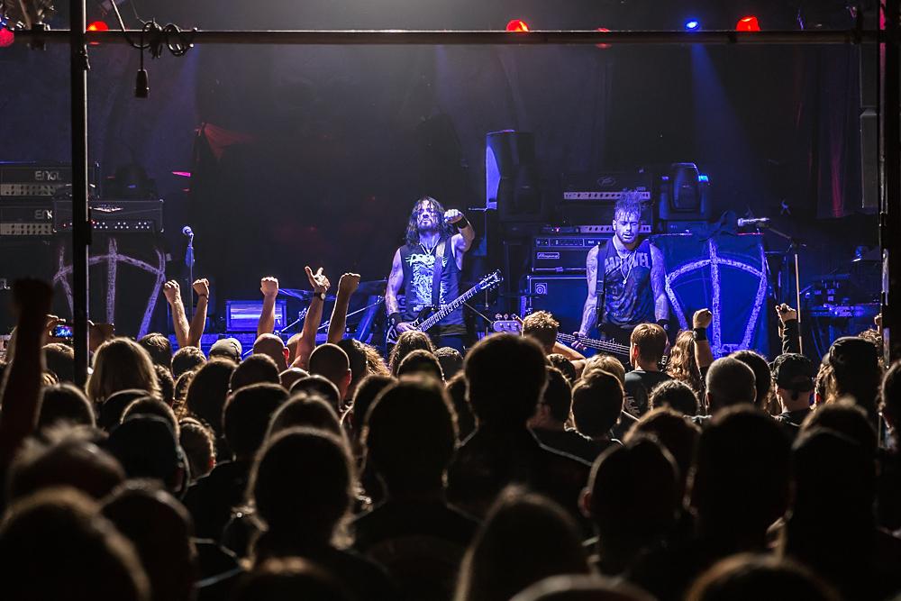 Prong live, 09.11.2014, Nürnberg: Hirsch