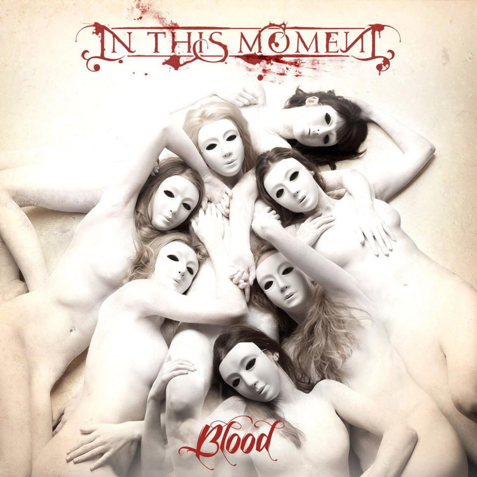 In This Moment BLOOD Review in METAL HAMMER 09/2012